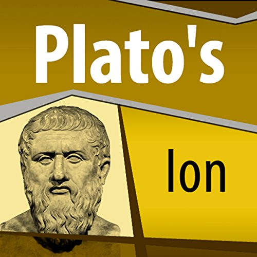 Plato's Ion audiobook cover art