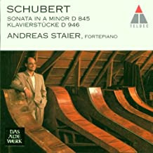 Schubert: Sonata in A Minor D 845, Klavierstucke D 946