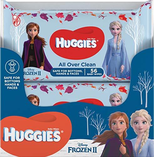 Huggies baby billendoekjes - All Over Clean - Disney - 560 stuks - Voordeelverpakking