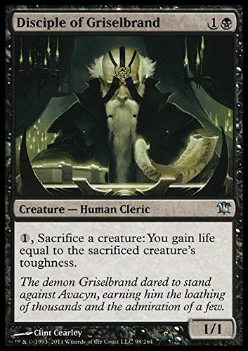 Magic: the Gathering - Disciple of Griselbrand - Innistrad by Magic: the Gathering