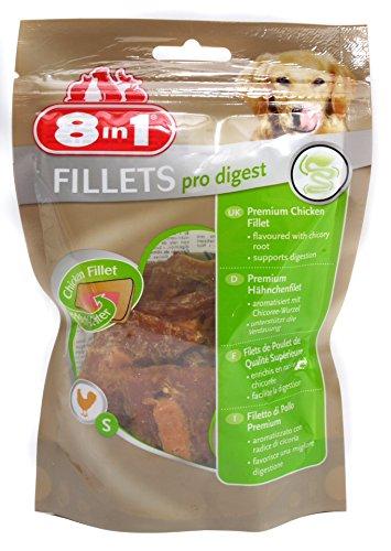 Record 8 in 1 Köstlichkeiten Filets Pro Digest mit Chicorée-Wurzel