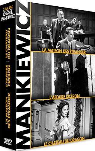 Joseph L. MANKIEWICZ-Hollywood Legends
