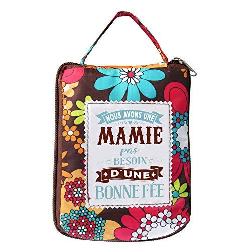 LES PETITES NANAS - Sac shopping personnalisé MAMIE - 04221000006