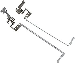 Zahara LCD Screen Hinge Set L+R Replacement for Toshiba Satellite C50-B C50D-B C50T-B C55-B C55D-B C55T Touch