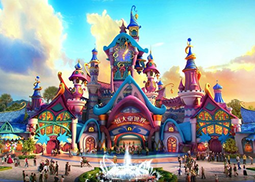 Grafika Puzzle 500 Teile - Fairyland
