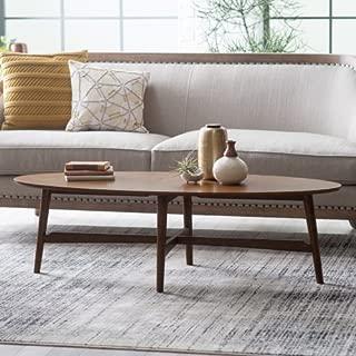 belham living darby mid century modern coffee table