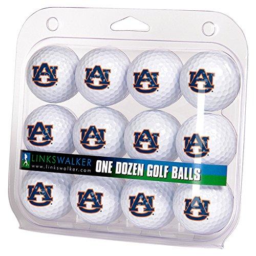 Great Features Of NCAA Auburn Tigers - Dozen Golf Balls