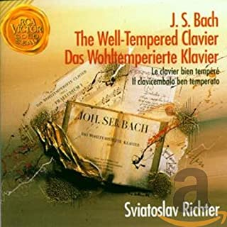 The Well - Tempered Clavier (Richter)