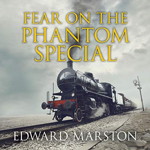 Fear on the Phantom Special cover art