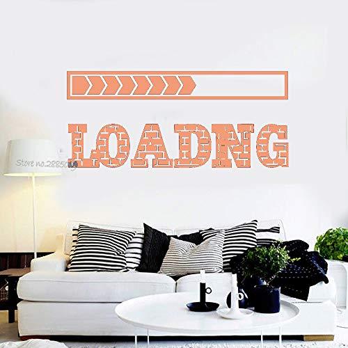 Alkenyl wandtattoo Spielen Teen Zimmer Spiel wandaufkleber Home Interior Wallpaper wandbild 97x42cm