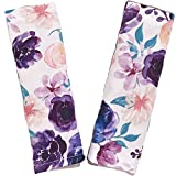 Baby Car Seat Neck Cover, Car Seat Strap Cover, Seat Belt...