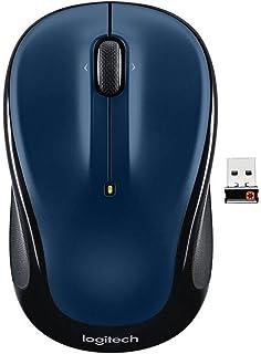 Logitech 罗技 M325 无线光学鼠标 蓝色