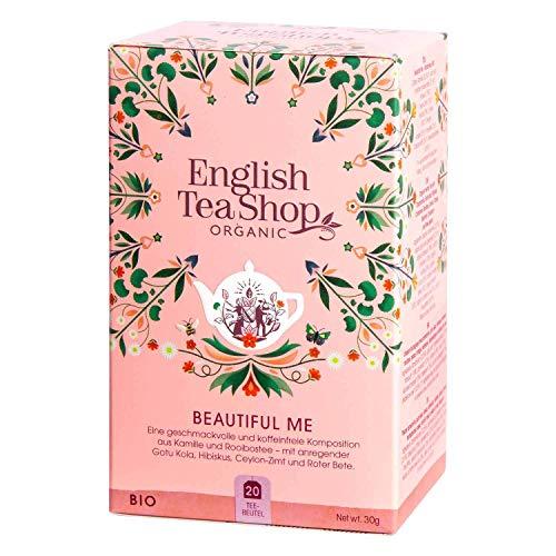 English Tea Shop - Beautiful Me, BIO Wellness-Tee, 20 Teebeutel