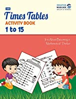Times Table Activity Book [1 to 15]