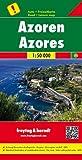 Azoren, Autokarte 1:50.000: Toeristische wegenkaart 1:50 000 (freytag & berndt Auto + Freizeitkarten) - Freytag-Berndt und Artaria KG