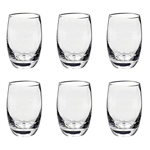 Leonardo Cheers Becher groß, 6-er Set, 460 ml, spülmaschinenfest, Teqton-Kristallglas, 060413