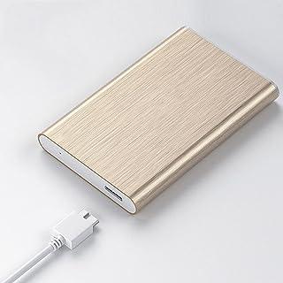 Draagbare HDD Externe Harde Schijf 1 tb /500 gb /250 gb / 80 gb, 2,5 inch Usb3.0 gegevensopslag, geschikt voor pc, deskto...