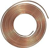 Planet Line 20700 Bobine hydraulique 10 mètres-100% cuivre-Epais. 0.9mm-Diam 3/16''