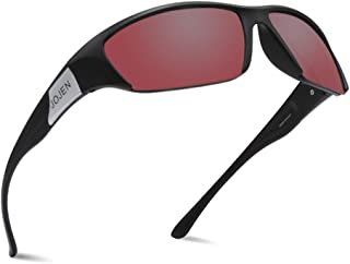 Polarized Sports Sunglasses for Men Women Cycling Running Golf JE002