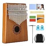 Kalimba 17 Clés Piano à pouce Professionnel Instrument de Musique avec...