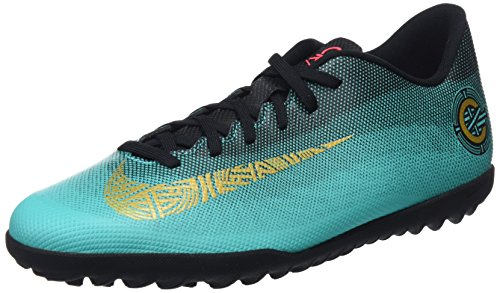 Nike Men's Footbal Shoes, Green Clear Jade MTLC Vivid Gold...