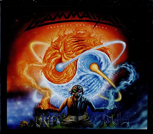 Gamma Ray: Insanity and Genius (Anniversary Edition) (Audio CD)
