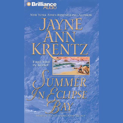 Summer in Eclipse Bay audiobook cover art
