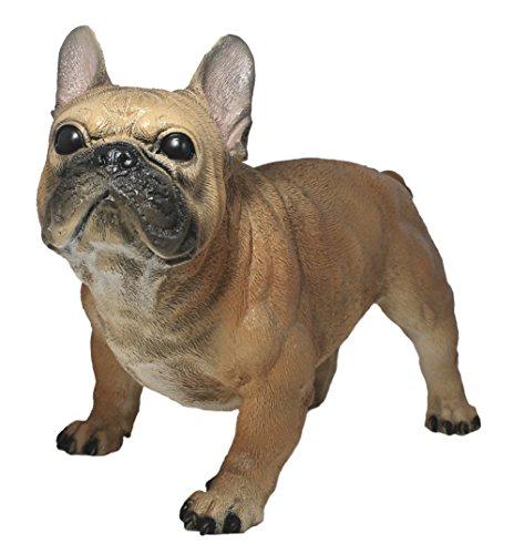 Dekofigur Hund Französische Bulldogge