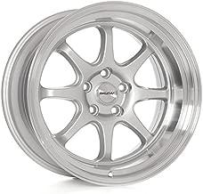 Circuit Performance CP25 Wheel 18x10.5 Silver 5-114.3 +22mm