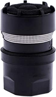 Perfk Cartridge Housing Head Replacement Part For SM58 Wireless Microphone Parts