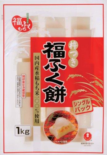マルシン食品の杵つき福ふく餅