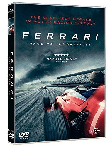 Ferrari: Un Mito Immortale - Dvd St