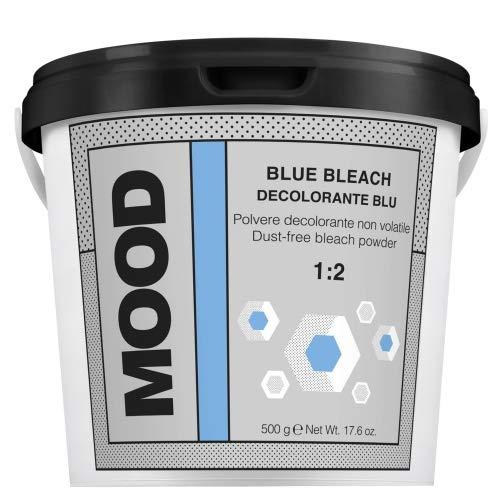 MOOD Blue Bleach Blondeerpoeder blauw 500 g blik