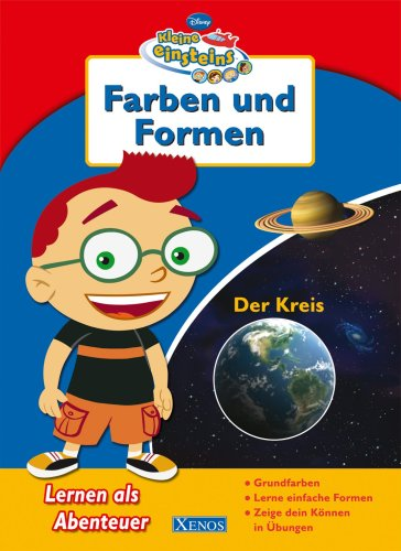 Kleine Einsteins - Farben und Formen.