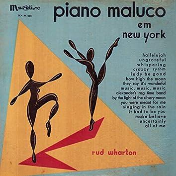 Piano Maluco Em New York