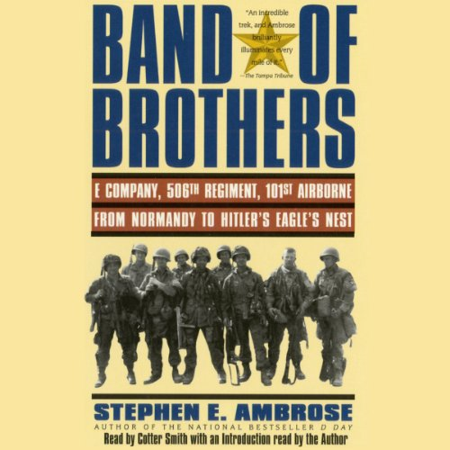 Band of Brothers cover art