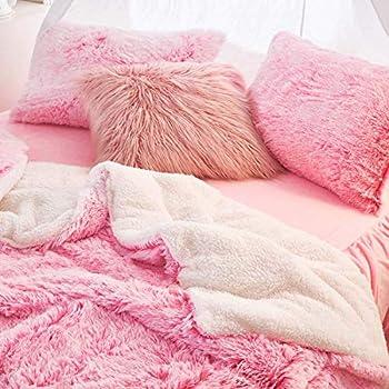 Best faux fur queen comforter Reviews