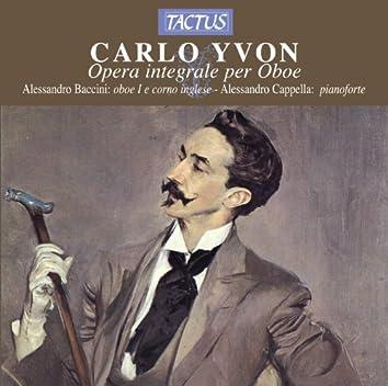 Yvon: Opera integrale per Oboe