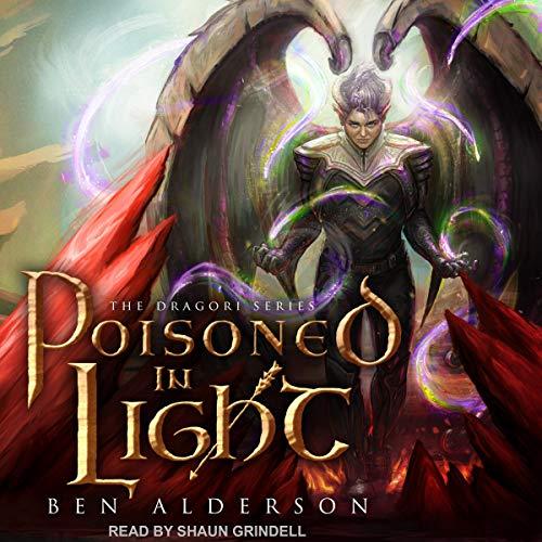 Poisoned in Light audiobook cover art