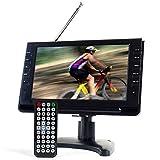 Tyler TTV702-9 Portable Widescreen LCD TV...