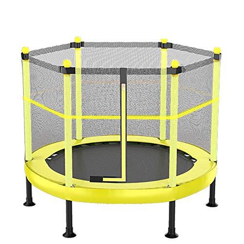 Bedrails HUO Trampoline Net Trampolines Voor Kinderen Kleine Trampolines Voor Kinderen Opvouwbare Fitness Trampoline Veiligheid En Duurzame Peuter Trampoline