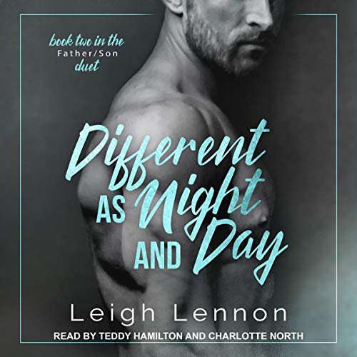 Different as Night and Day cover art