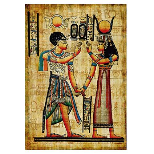 Ysain Pintura por Números Bricolaje Egipto Antiguo DIY Pint