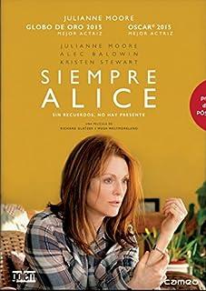Siempre Alice DVD