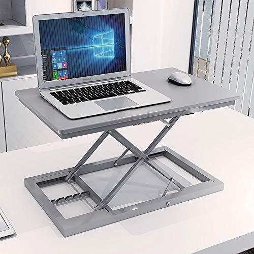 Feng Xu Laptop Stand - Carbon Steel/Environmental Plate, Multi-gear Adjustment, Office Stand Alternate Workbench Opvouwbare Notebook Stand - 3 kleuren om uit te kiezen Laptop stand