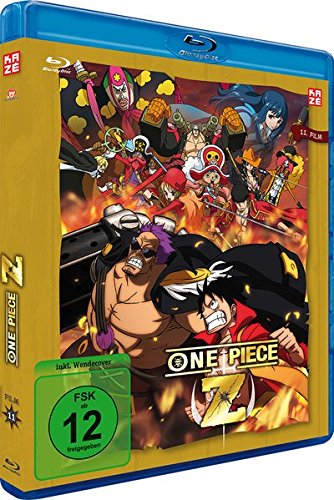 One Piece: Z - 11. Film - [Blu-ray]