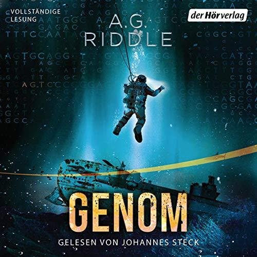 Couverture de Genom
