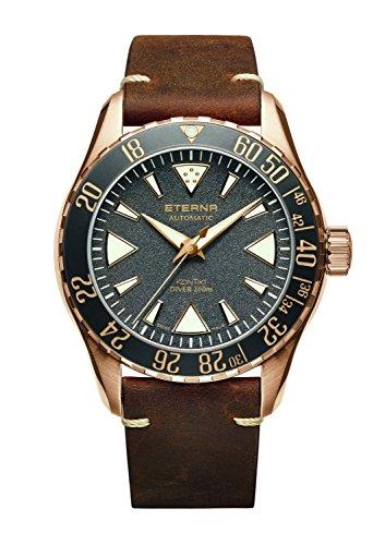 Eterna KonTiki Diver L.E 300 PCS Herren-Armbanduhr Automatik 1290-41-89-1418