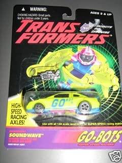 Transformers Generation 2 Go-Bots - Soundwave (1994)