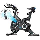 L NOW Exercise Bike Indoor Cycling Bike Magenetic Reistance Stationary Bike 582 (S2)